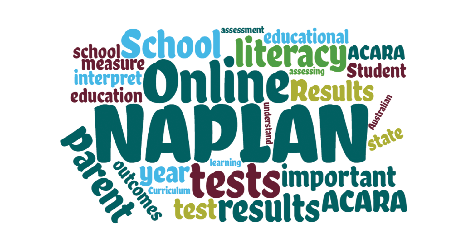 NAPLAN-Word-Cloud